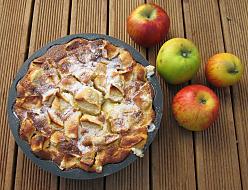 recette du poitou goueron aux pommes