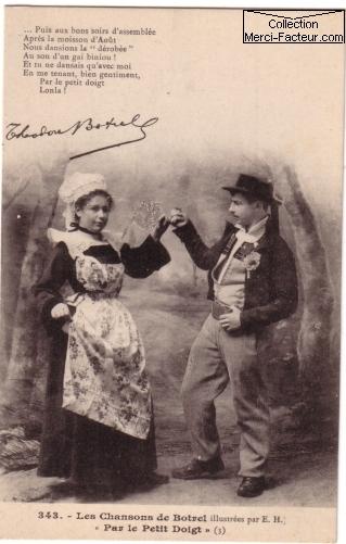 Pour la St Valentin chanson bretonne