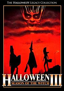 affiche du film Halloween 3 le sang du sorcier