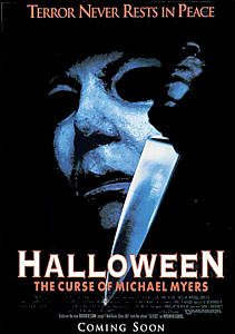 affiche du film Halloween 1 La nuit des Masques de Carpenter