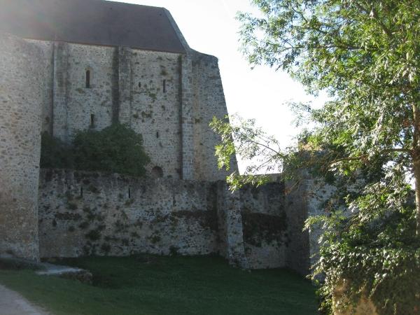 Chateau de la Madeleine Chevreuse