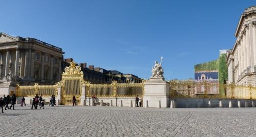 chateau de versailles yvelines Ile de France France