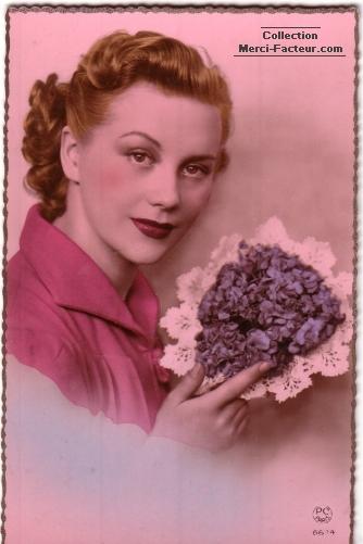 Jolie st catherine des années 50