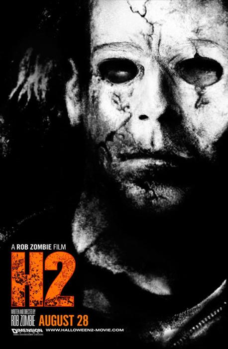 affiche du film Halloween H2