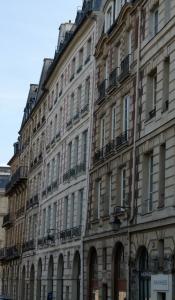 Immeubles parisien