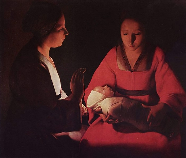 La nativité de Georges de la Tour