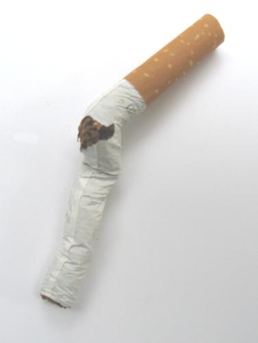 stop la cigarette un bon voeux pour le nouvel an