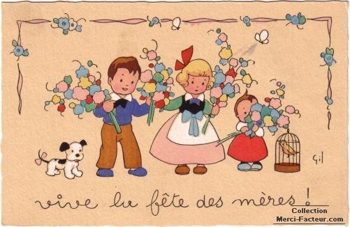 Vive la Fête des Mères !
