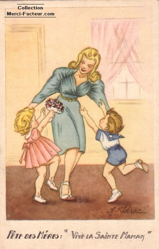 carte vive la sainte maman