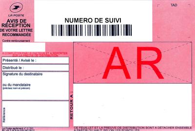La poste suivi courrier for Suivi de courrier demenagement